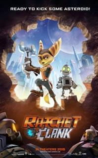 Ratchet y Clank: La película (2016)