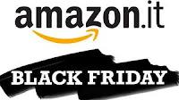 Amazon Black Friday e Cyber Monday 2016: offerte e sconti  in Italia