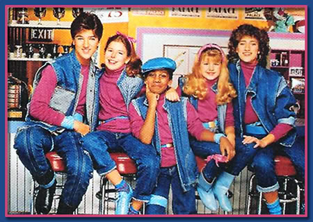 Fourth Grade Nothing Kids Incorporated Jerry Sharell