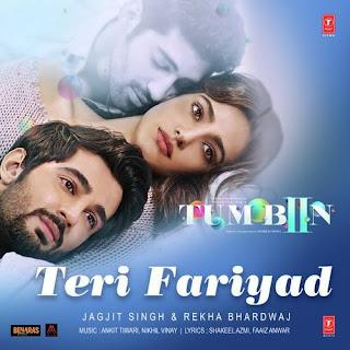 Teri Fariyad Chords- Tum Bin 2