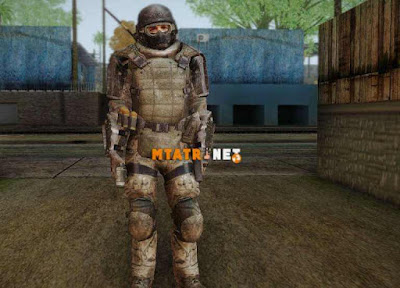 Call of Duty MW3 Heavy Commando