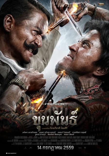 Khun phan (2016) DVDRip Subtitle Indonesia