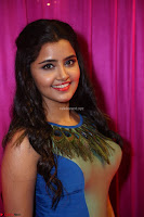 Anupama Paramesvaran in beautiful Sleeveless Gown at Zee Telugu Apsara Awards 2017 03.JPG