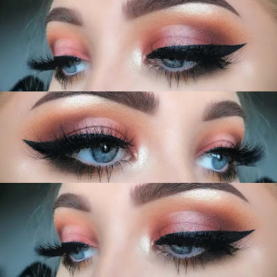 29+ perfect Eyeshadow Looks for special Day and Evening