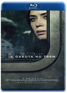 Download A Garota no Trem Dublado Torrent