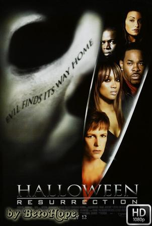 Halloween Resurreccion 1080p Latino
