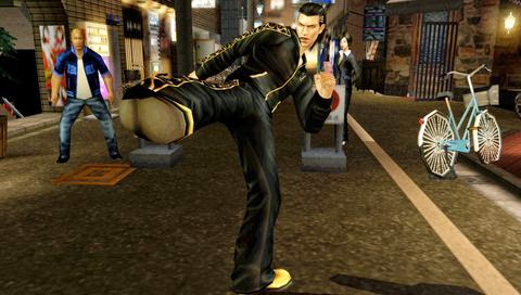 Ryu Ga Gotoku 1 & 2 HD Edition (Yakuza 1 & 2) (JPN) PS3 ISO Screenshots #4
