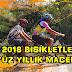2018 Bisikletle Yüz Yıllık Macere