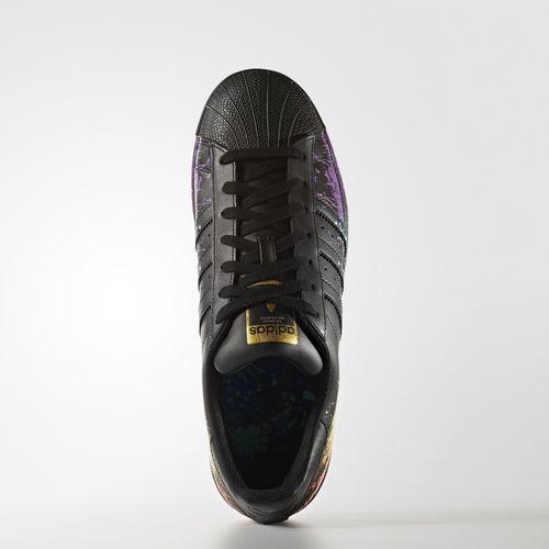 adidas Originals Superstar preto black Pride 2016 preço