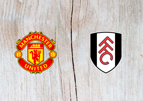 Manchester United vs Fulham Full Match & Highlights 08 December 2018