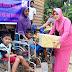 Peringati HKGB Ke 66, Bhayangkari Cabang Aceh Timur Serahkan Bantuan Kepada Keluarga Penderita Lumpuh Layu Di Simpang Ulim