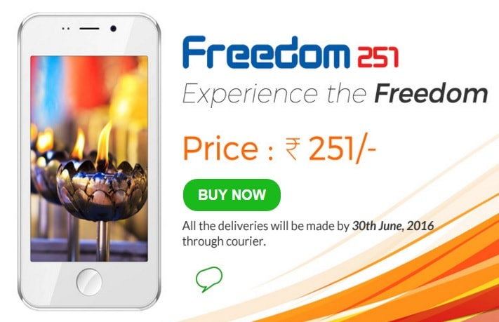 Ringing Bells Freedom 251 - How to buy