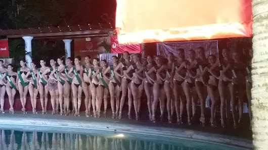 Century Park Hotel hosts Figure and Form Preliminary Judging for Miss Earth 2018.