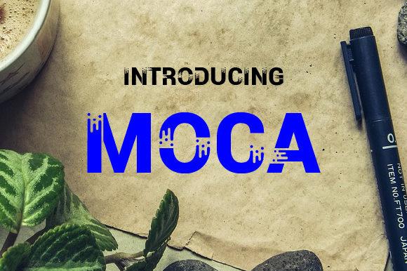 Moca Download Font Free