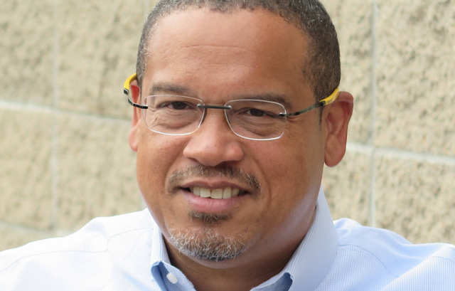 DNC DRAMA: Abuse allegation made against Keith Ellison, who denies it...