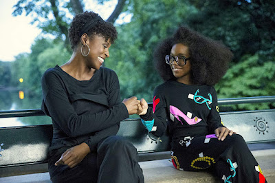 Little 2019 movie still Marsai Martin Issa Rae