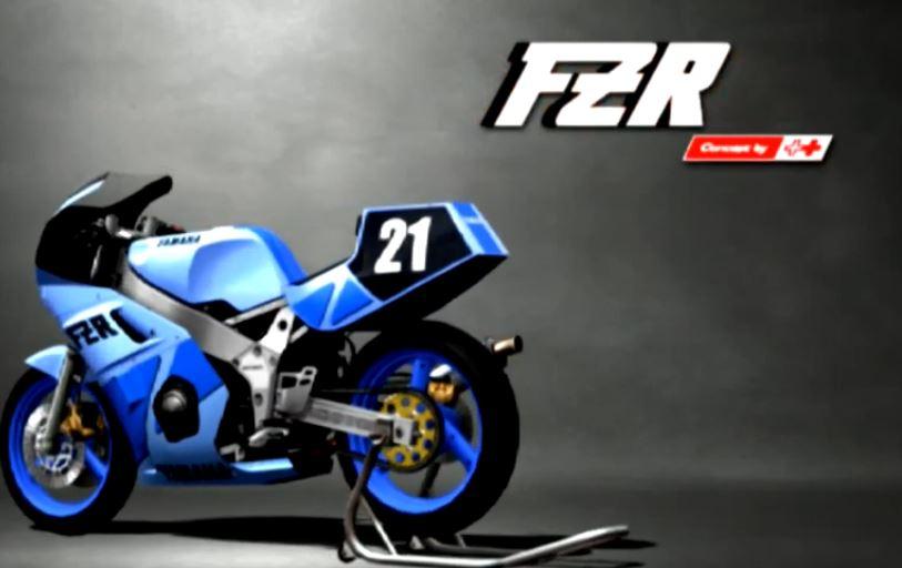 Yamaha FZR 400 Racing Modified 1986