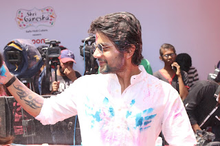 Bollywood and TV Show Celebs Playing Holi 2017   Zoom Holi 2017 Celetion 13 MARCH 2017 051.JPG