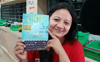 Apa yang menarik dari Event IFTE 2016