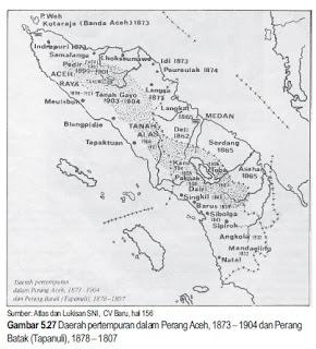 Latar Belakang Terjadinya Perlawanan Rakyat Aceh