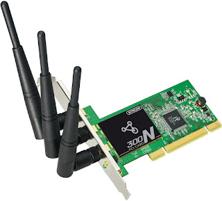 Contoh Network Card Wireless source by Google