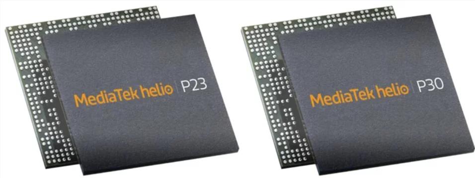 MediaTek giới thiệu Helio P30 và P23