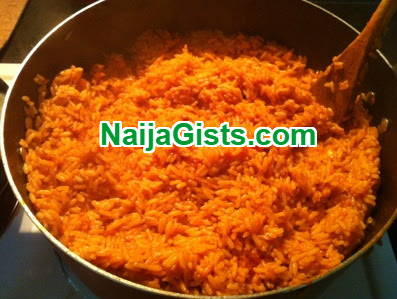 hungry man steals pot of jollof rice anambra
