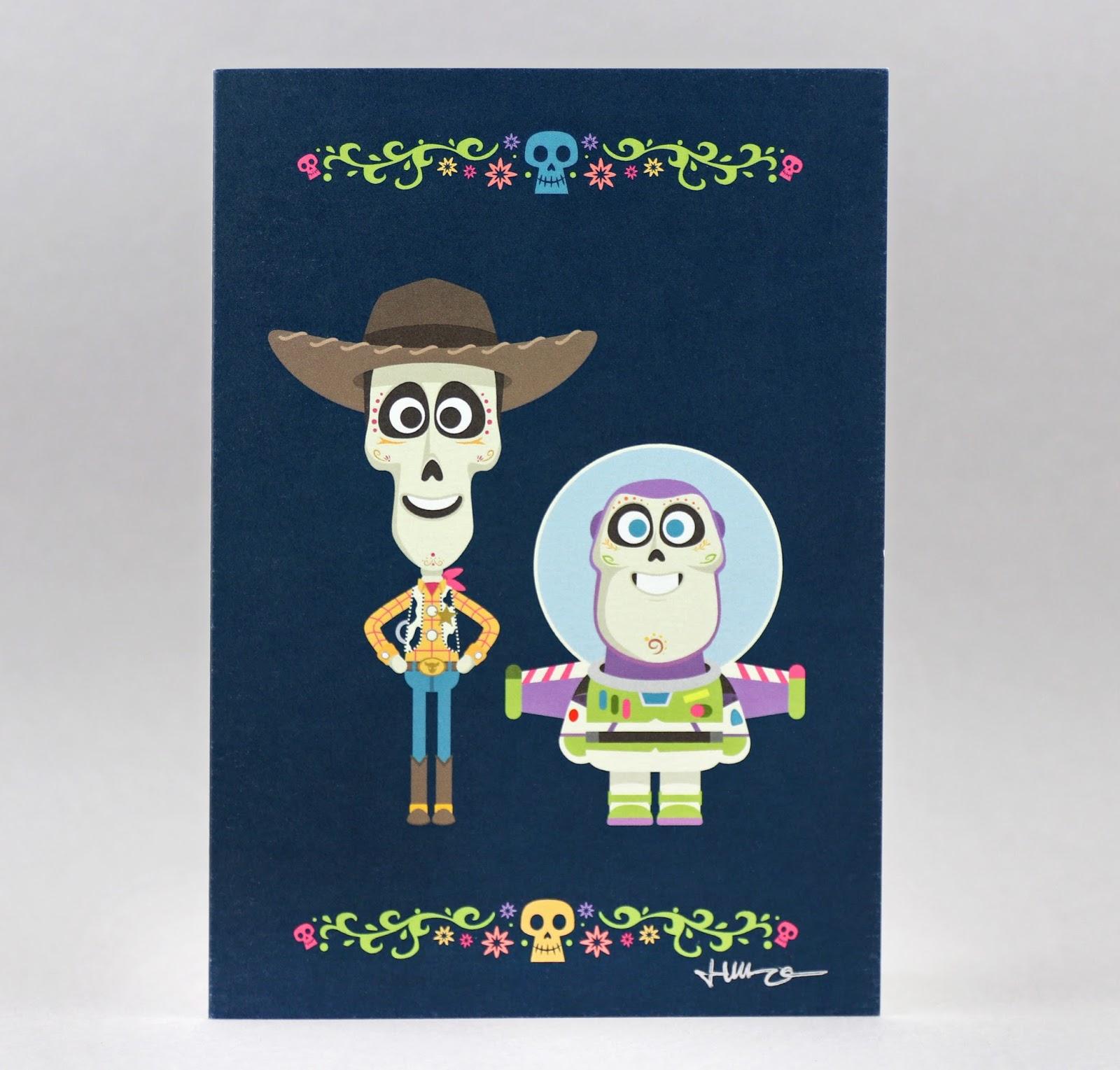 pixar coco toy story art jerrod maruyama