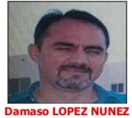 Capturan a operador de Dámaso López 'El Licenciado'