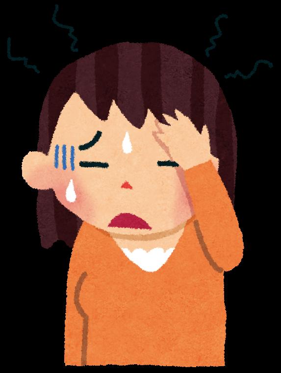 ヘナの好転反応~頭痛~ | ヘナカラー専門店ソワンシステム