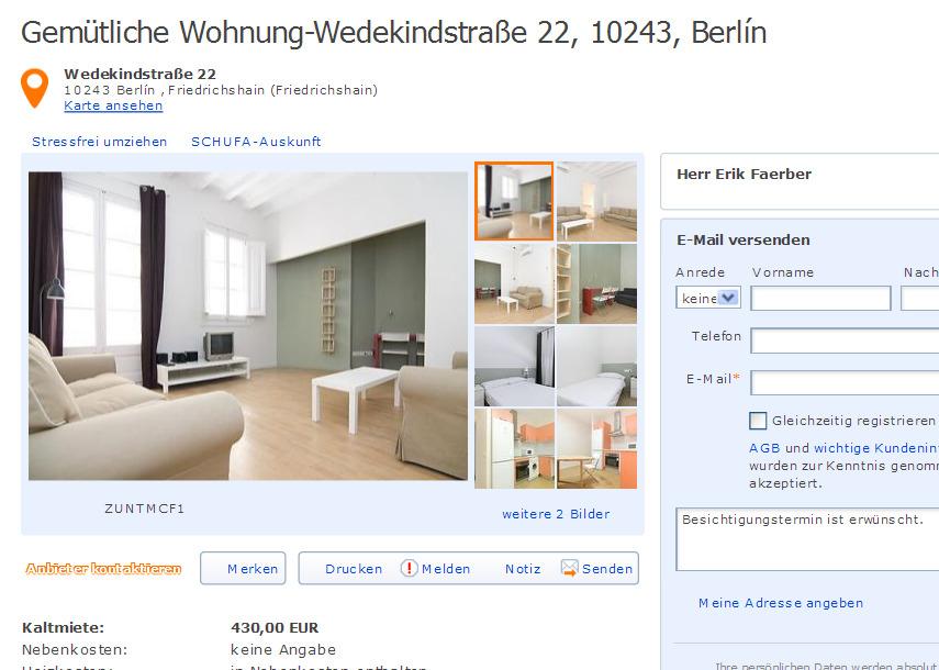 Wohnung Paderborn  Zimmer