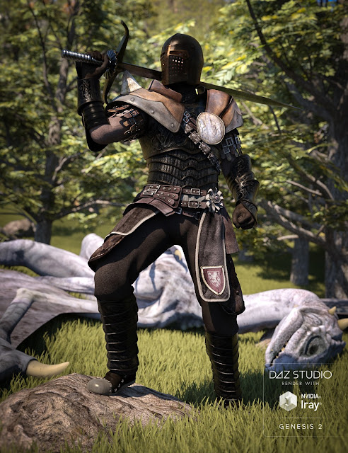 Royal Guard for Genesis 2 Male