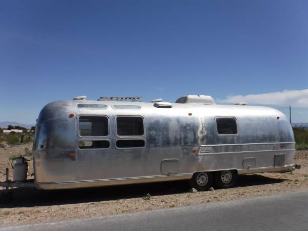 Used RVs 1972 Airstream Sovereign Vintage Trailer For Sale by Owner