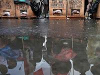 Ini Respon Jokowi Saat Pendemo Semen Kaki Meninggal Dunia di Depan Istana