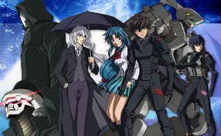 Full Metal Panic! The Second Raid – Todos os Episodios
