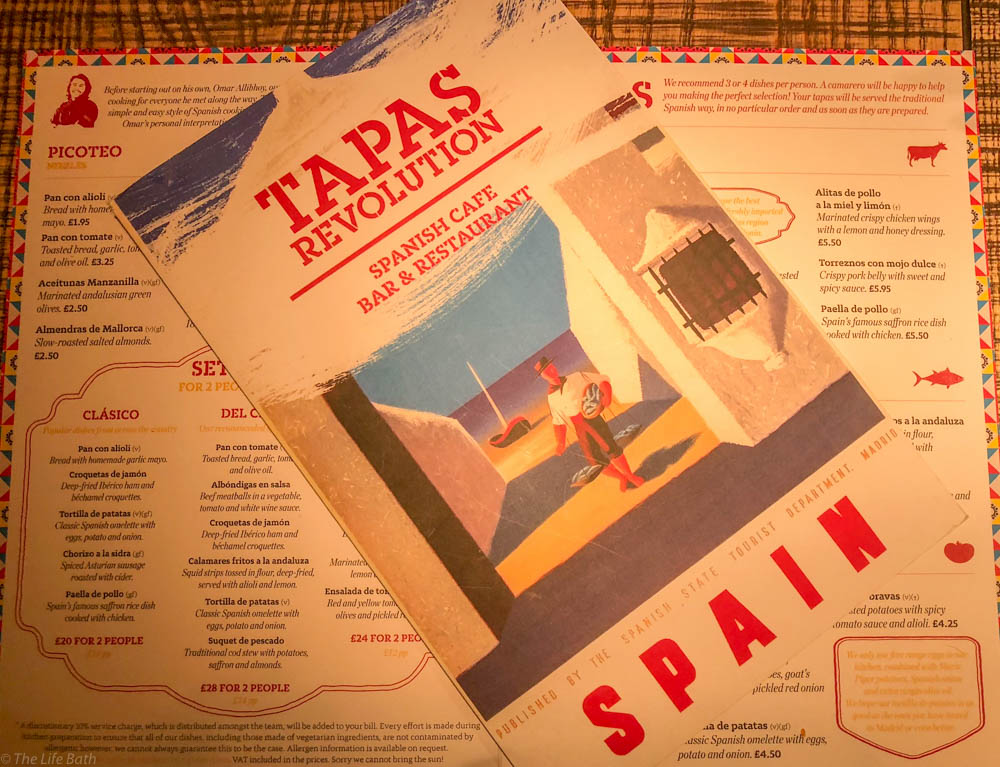 5 Reasons To Fall In Love With Tapas The Life Bath