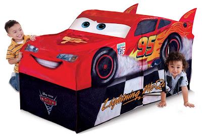 Para Cars Juguetes JuegosPlegables Niños Thomas Y nOP80wXNk
