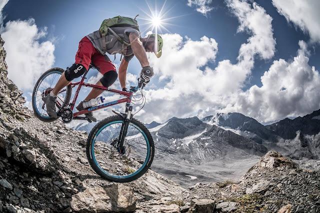 Downhill Monte Scorluzzo MTB