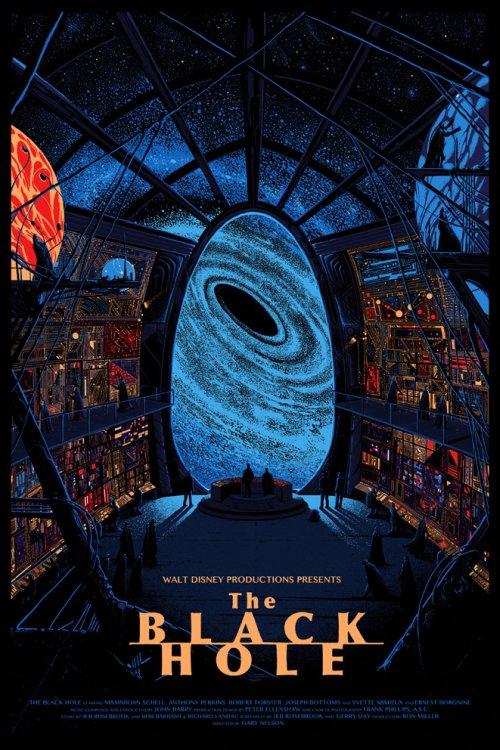 Killian Eng ilustrações ficção científica vintage cartazes posteres filmes