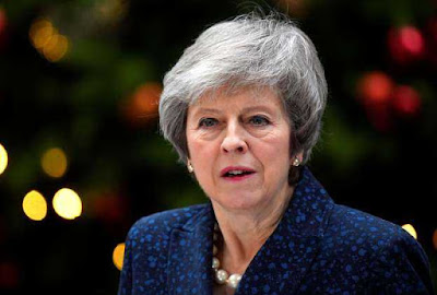 British PM Won No Confidence Motion