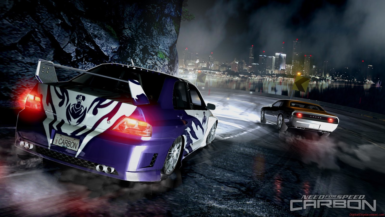 how to play nfs carbon online pc