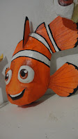 Nemo pez payaso