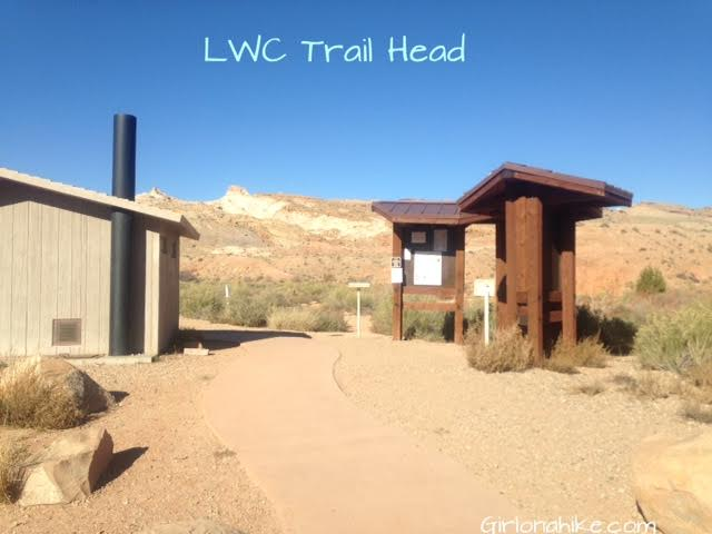 Hiking Little Wild Horse Canyon, Utah