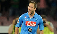 Gonzalo Higuain could be on his way to the Emirates