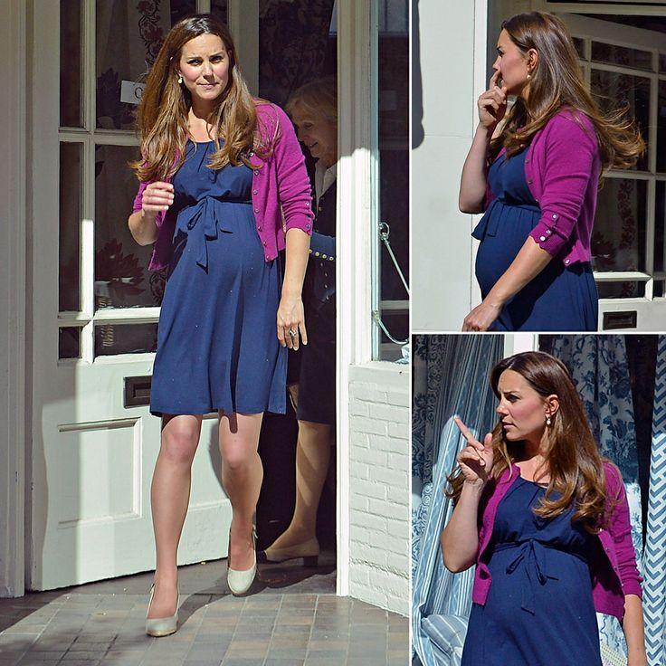 Kate Middleton Pregnet