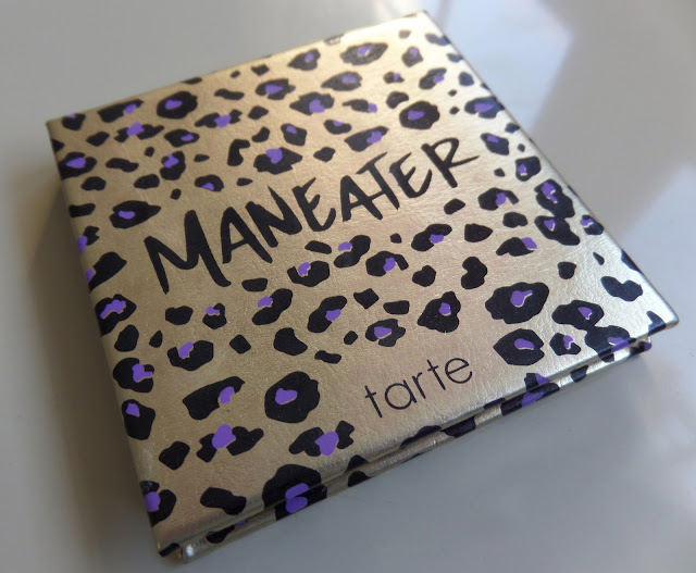 tarte maneater eyeshadow package