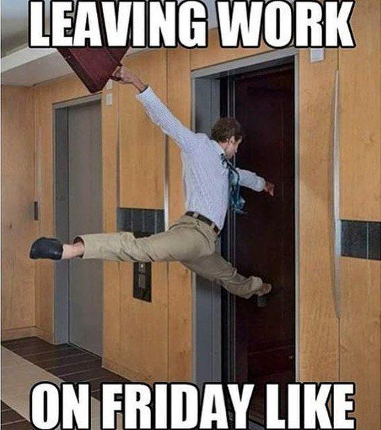 Funniest Friday Memes
