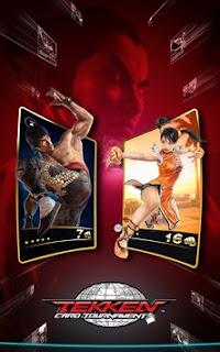 Tekken Card Tournament Android apk