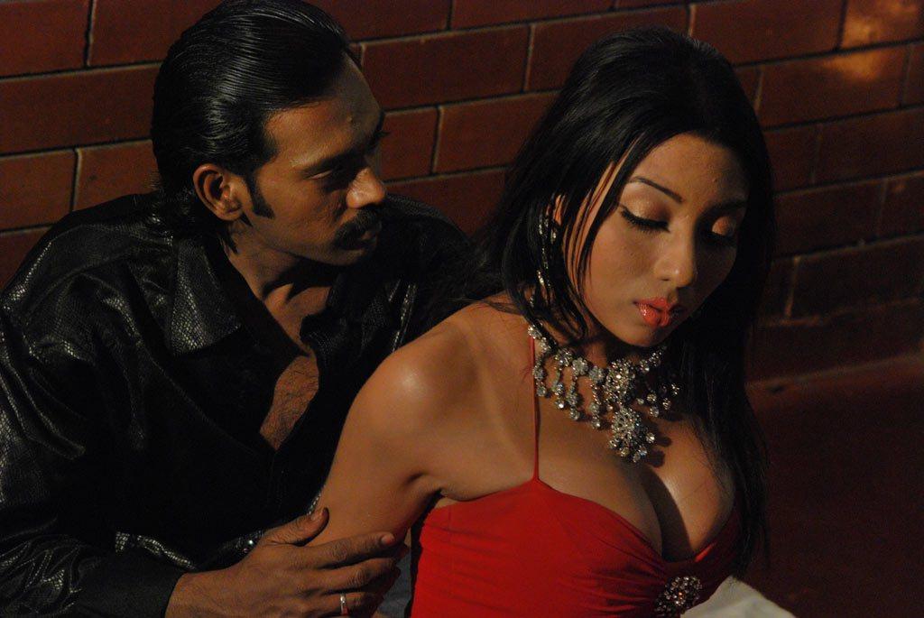Indian hot scene