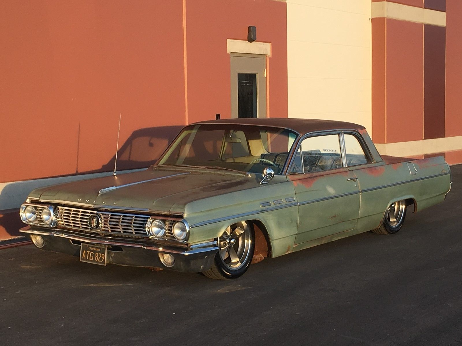 Daily Turismo Auction Watch 1963 Buick Lesabre Hot Rod
